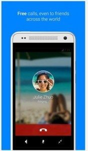 free calls on android