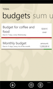 budgeting and personal finance apps