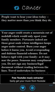 horoscope apps