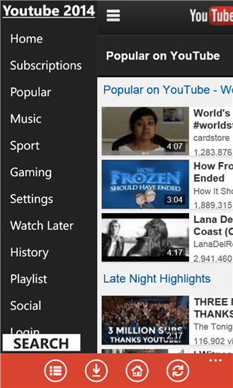 Top 10 YouTube Downloader Apps For Windows Phone
