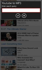YouTube downloader apps