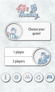 hockey games