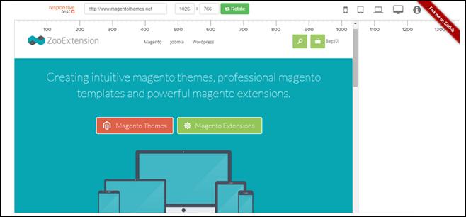 responsive web design testing tools
