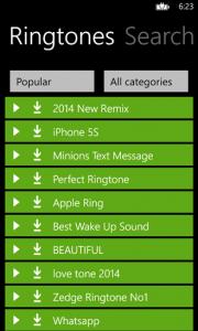 ringtone apps