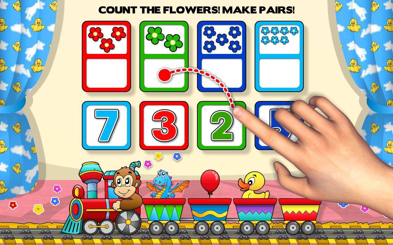 Preschool Learning Games Kids1 - Apps For Kindergarten