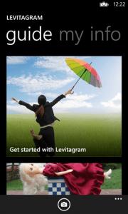 Levitagram