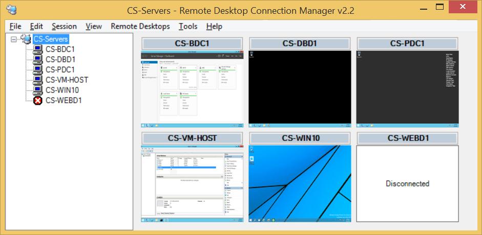 error 3334 remote desktop manager