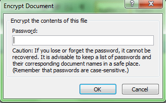 secure your USB drive
