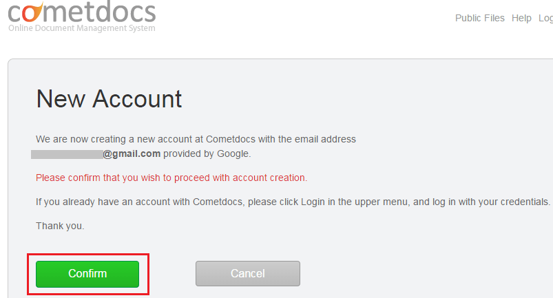 Cometdocs PDF