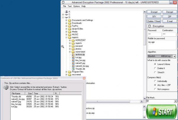 file encryption tools