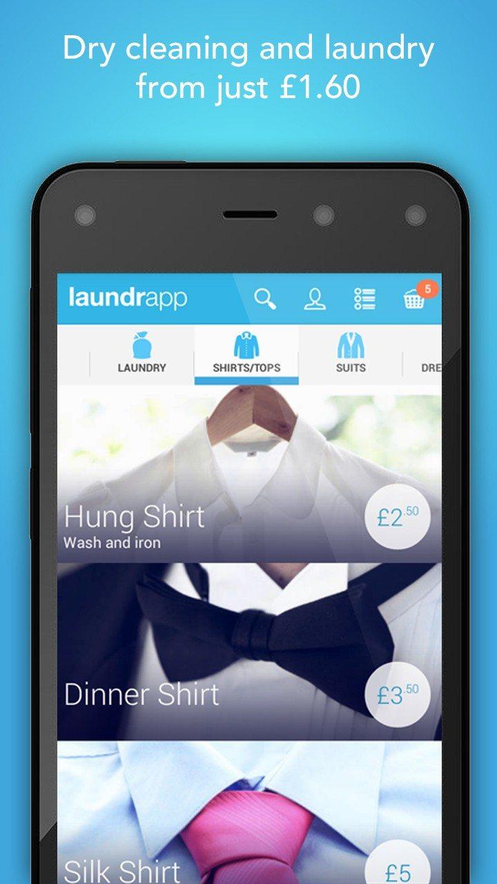 laundrapp app