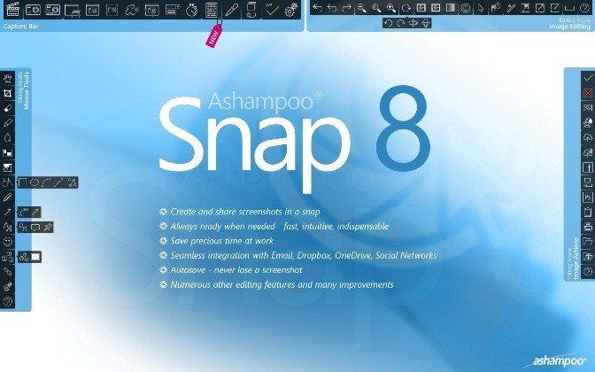 Ashampoo Snap 8