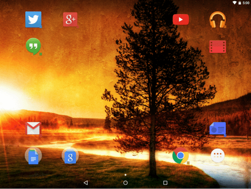 Android Launchers of 2015