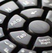 BeeRaider Optimised Radial Keyboard