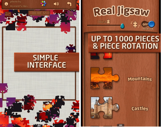 Jigsaw Puzzles for Android