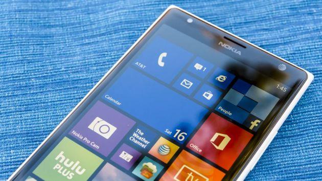 Windows 10 Mobile Build