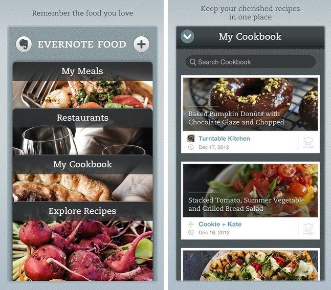 iOS Apps for Foodies