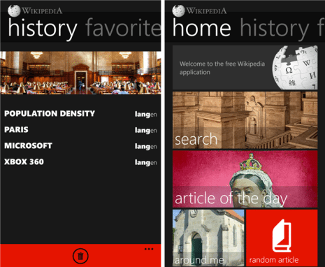 Windows Phone Apps for Book Lovers