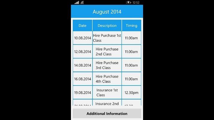 windows phone apps for teachers