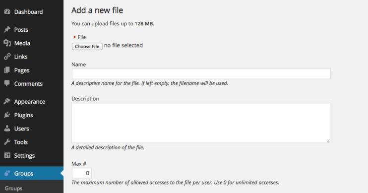 WordPress File Management Plugins