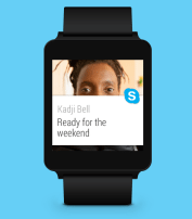 Android Wear Support