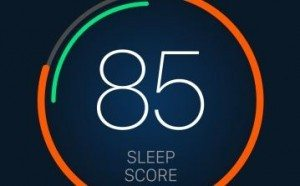 beddit smart sleep monitoring