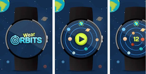smartwatch games