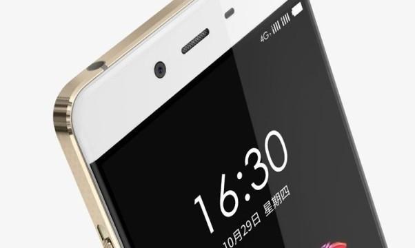 OnePlus X Champagne