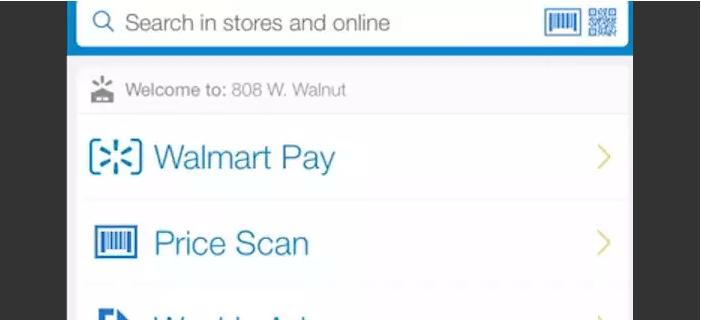 Walmart payment options online