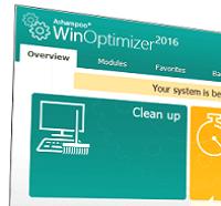 Ashampoo WinOptimizer 2016