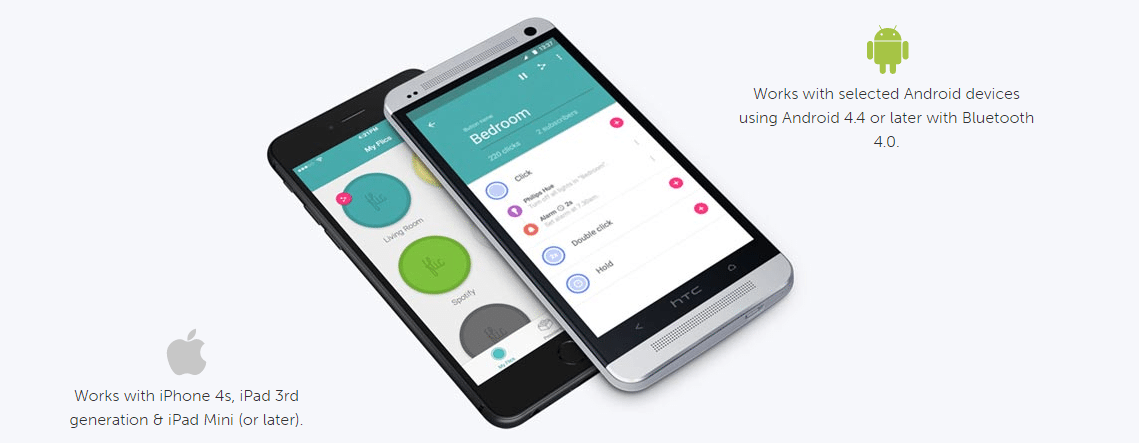Smart Wireless Button