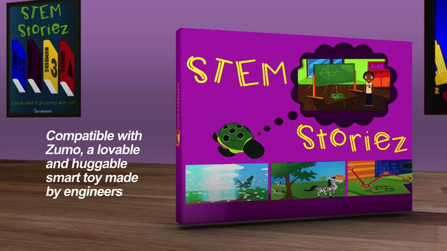 STEM Storiez – Counting Zoo