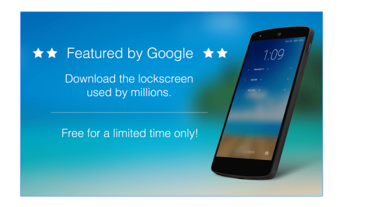 android lock screen apps