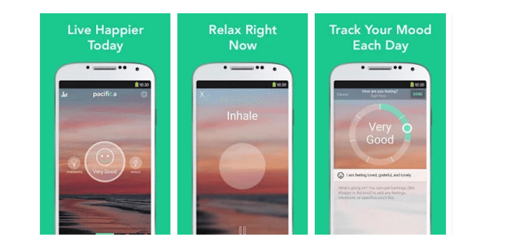 android stress management apps