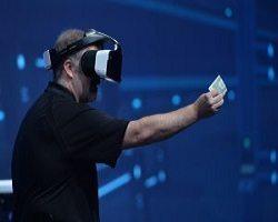 Merged Reality Headset