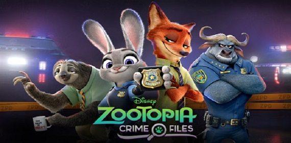 Zootopia Crime Files