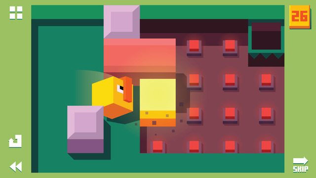 duck roll
