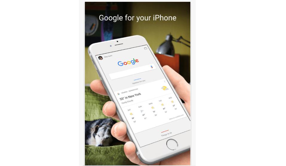 google ios app