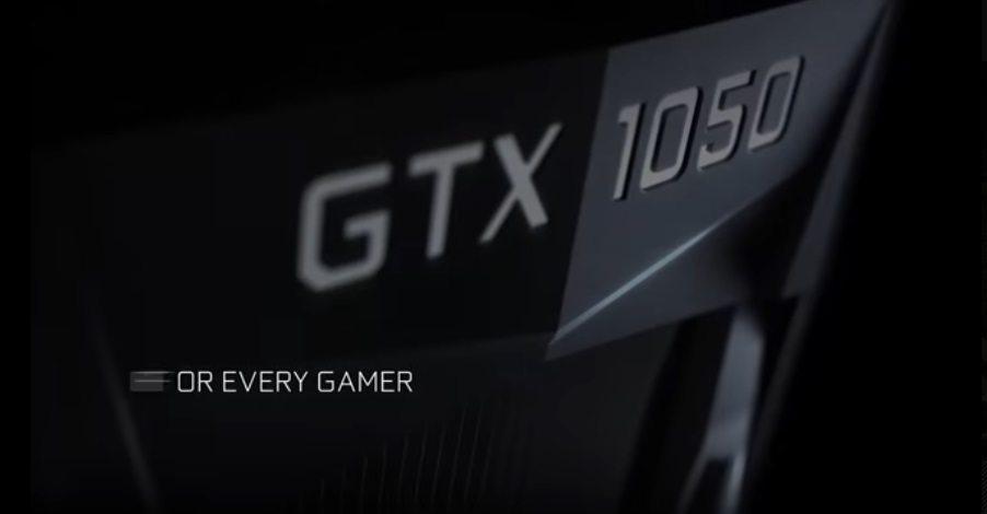 GeForce GTX 1050