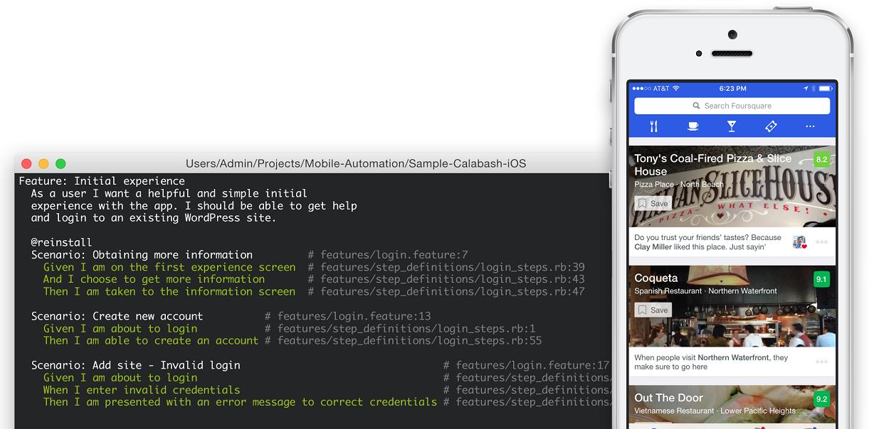 Mobile App Testing Tools