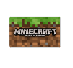 Minecraft Apple TV