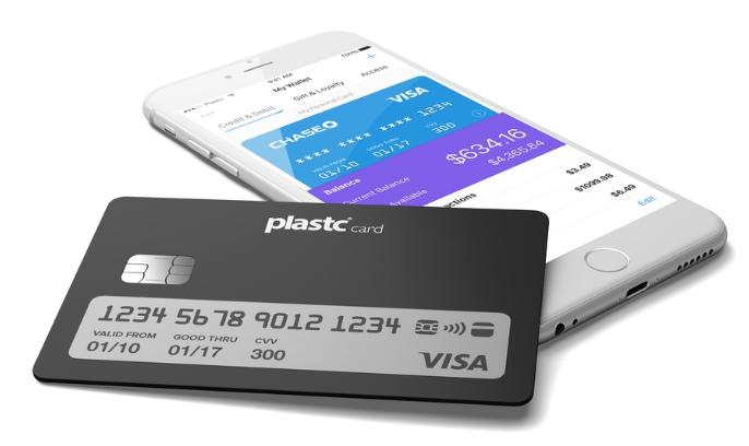Plastc Payment Card
