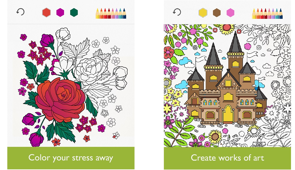 adult coloring apps