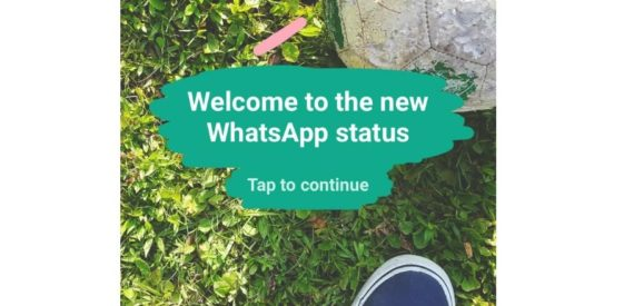 WhatsApp Status Feature