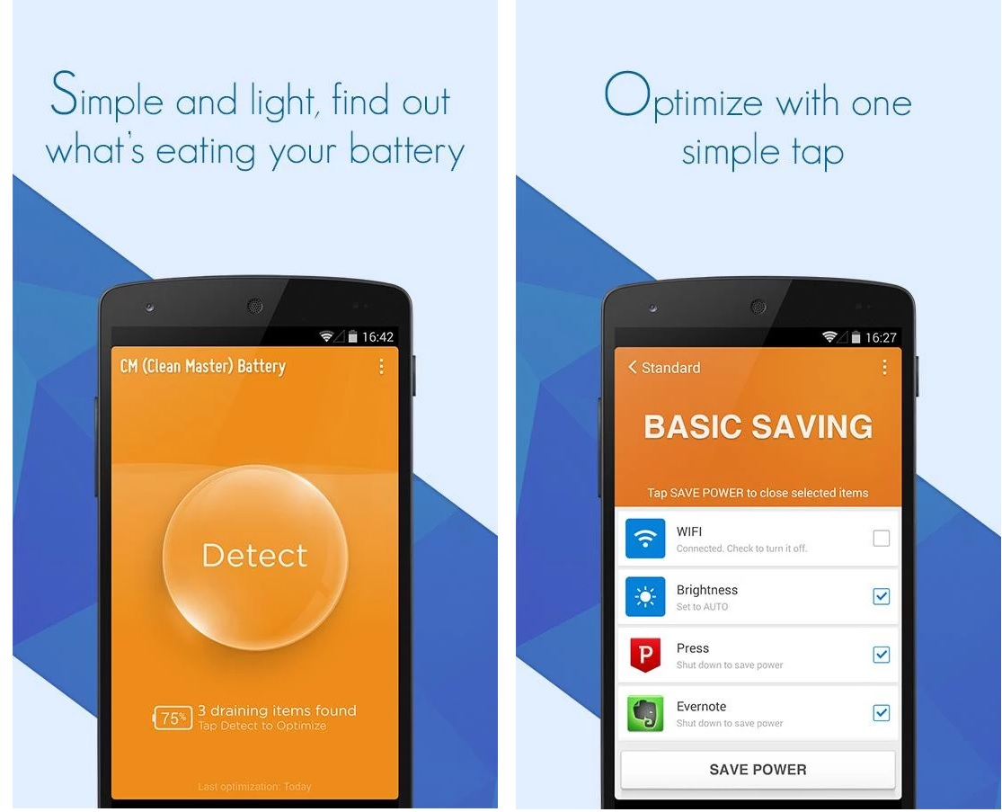 android battery saver apps