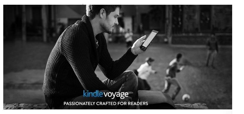 kindle e-readers