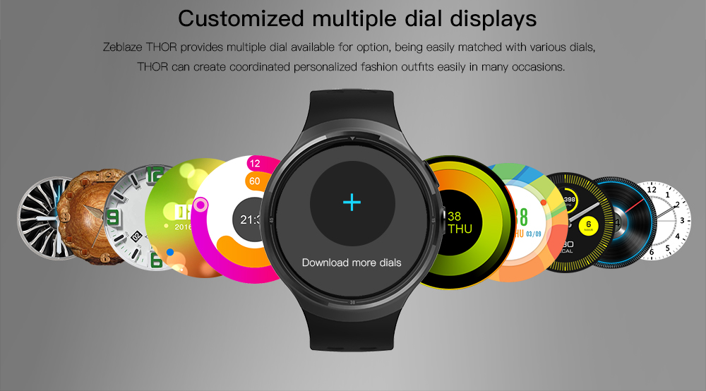 Zeblaze Flash Buy: Android Smartwatch on Sale