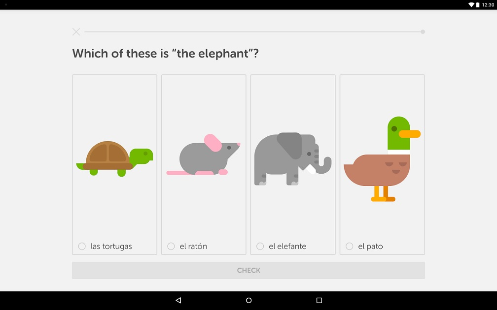 Android Learning Apps