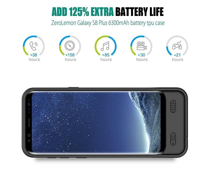 ZeroLemon battery cases