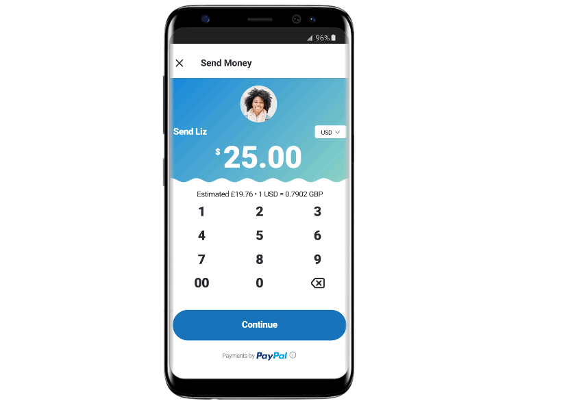 Send Money Feature